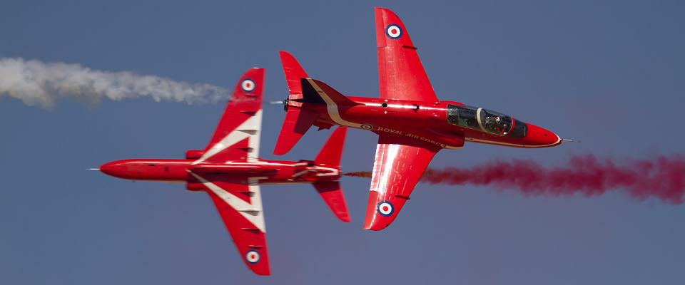Join the British Air Display Association