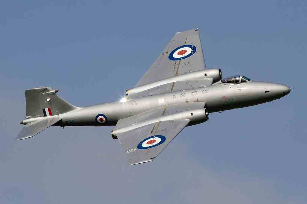 RAF's First Jet Powered bomber set to display at Wings & Wheels