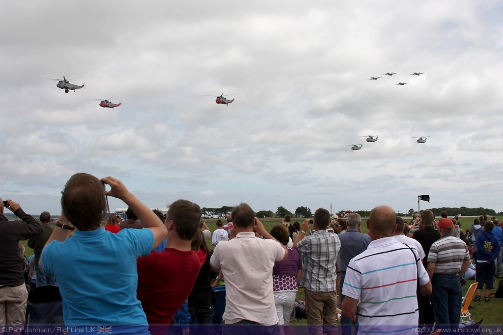AIRSHOW NEWS: Date announced for Culdrose Air Day 2016