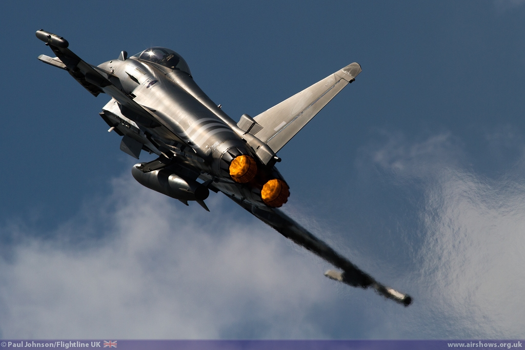 AIRSHOW NEWS: RAF Displays added to Air Tattoo Line-up