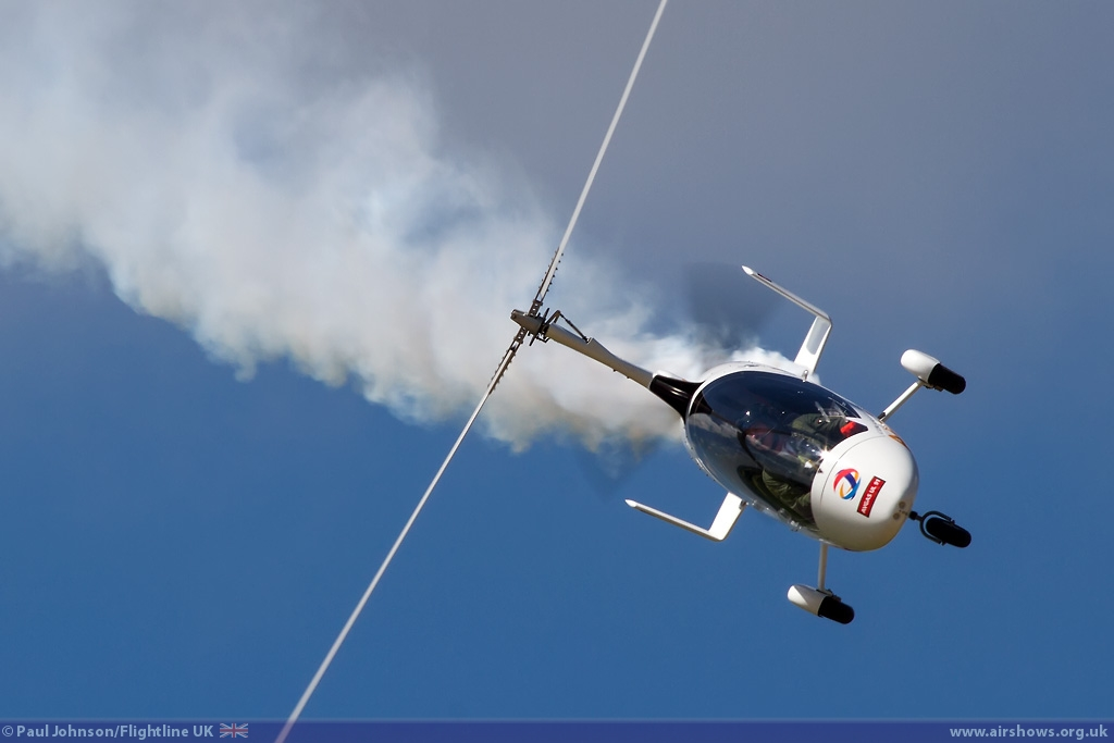 AIRSHOW NEWS: Gyro Air Displays to participate at EAA Airventure, Oshkosh