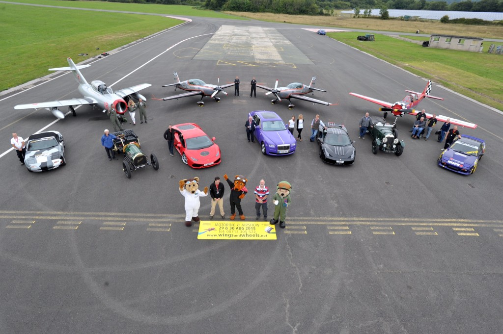 Dunsfold Wings and Wheels
