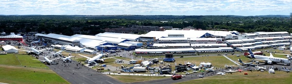 AIRSHOW NEWS: Farnborough International Airshow 2016 on track for success