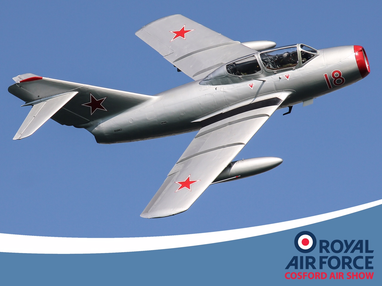 AIRSHOW NEWS: Classic Jet showcase at RAF Cosford Air Show