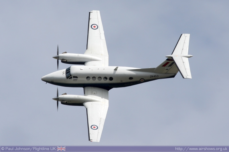 AIRSHOW NEWS: Statement from the RAF King Air Display Team