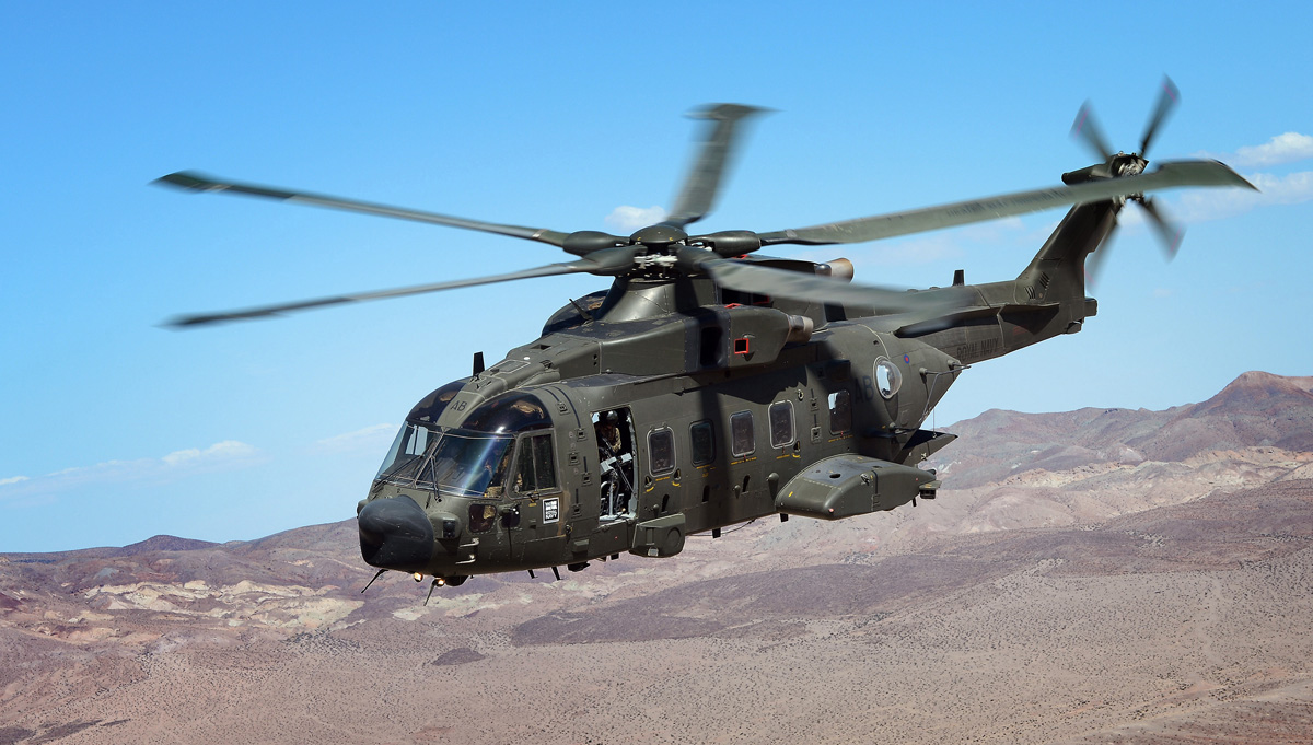 AIRSHOW NEWS: Merlin Magic for Air Day's Commando Assault