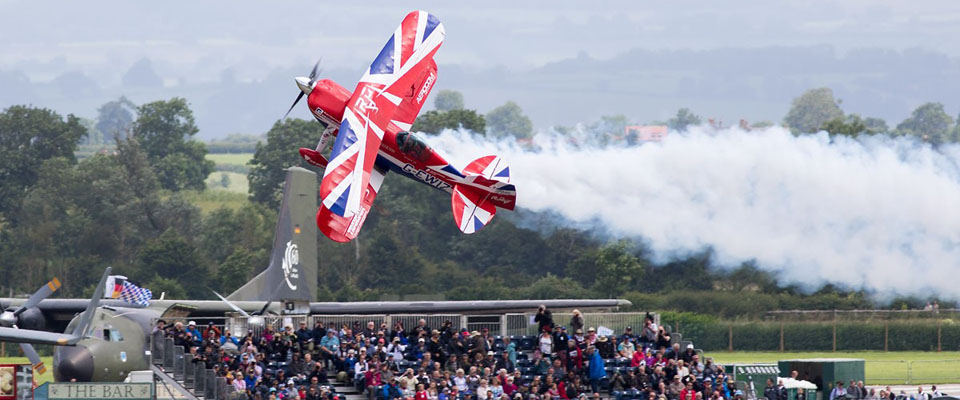 The British Air Displays Forum 2019, IWM Duxford
