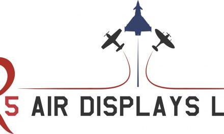 AIRSHOW NEWS: New Team at R5 Air Displays!