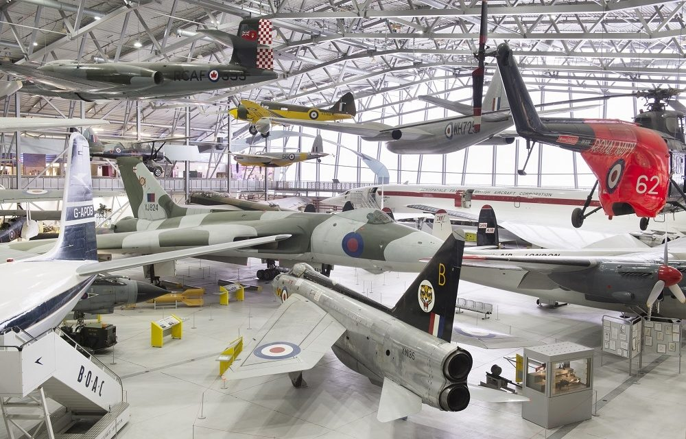 Latest Agenda for BADA Exhibtion, Training and AGM Day, IWM Duxford – 21st April