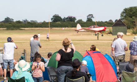 Registration for the British Air Display Industry Forum is now open