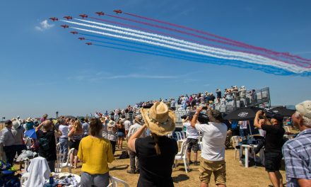 The British Air Display Industry Forum 2019, IWM Duxford