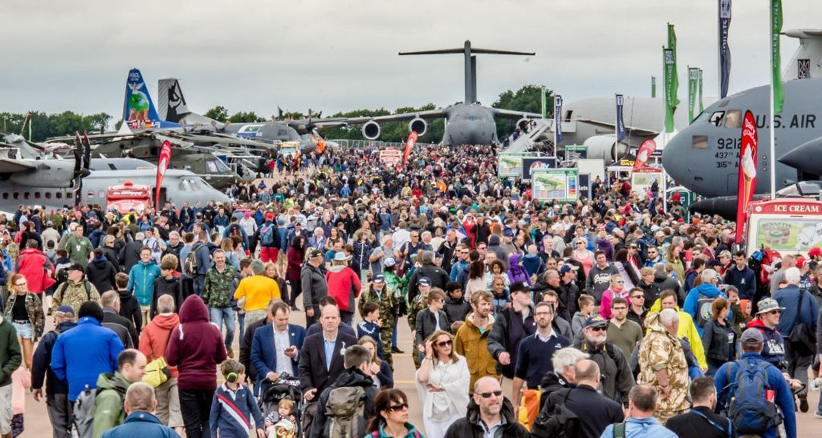 Air Tattoo set to inspire next generation of engineers