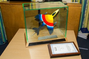 The Miss Demeanour Trophy - Image © Paul Johnson