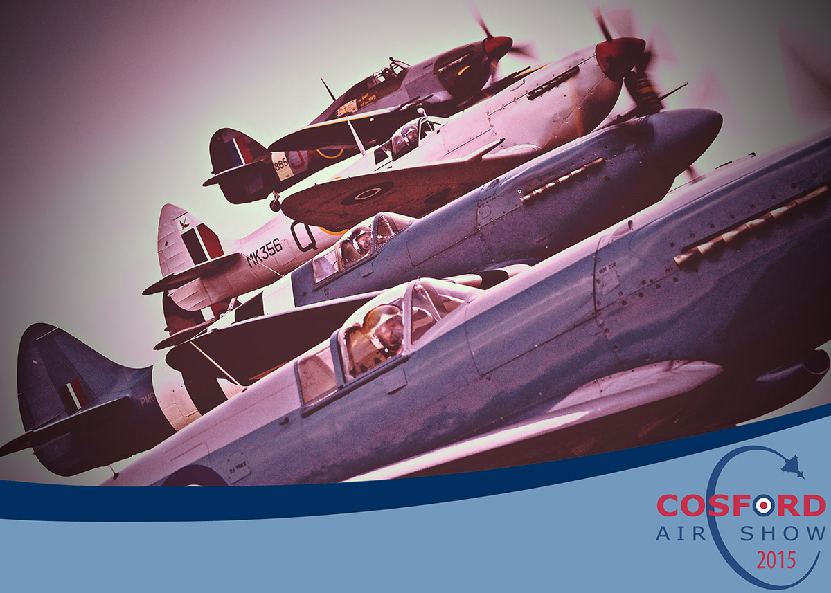 AIRSHOW NEWS: RAF Cosford Air Show Press Launch
