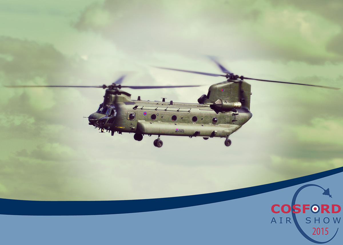 AIRSHOW NEWS: Helicopter Extravaganza at RAF Cosford Air Show