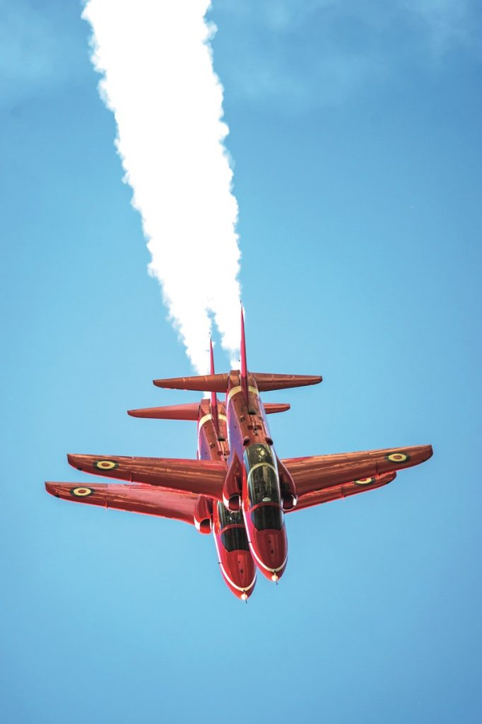 Scampton Airshow