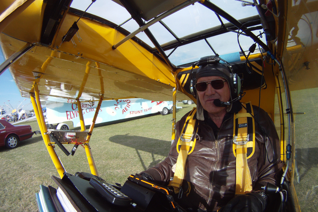 AIRSHOW NEWS: O'Brien's Flying Circus returns and a new take on hospitality at Old Buckenham Airshow
