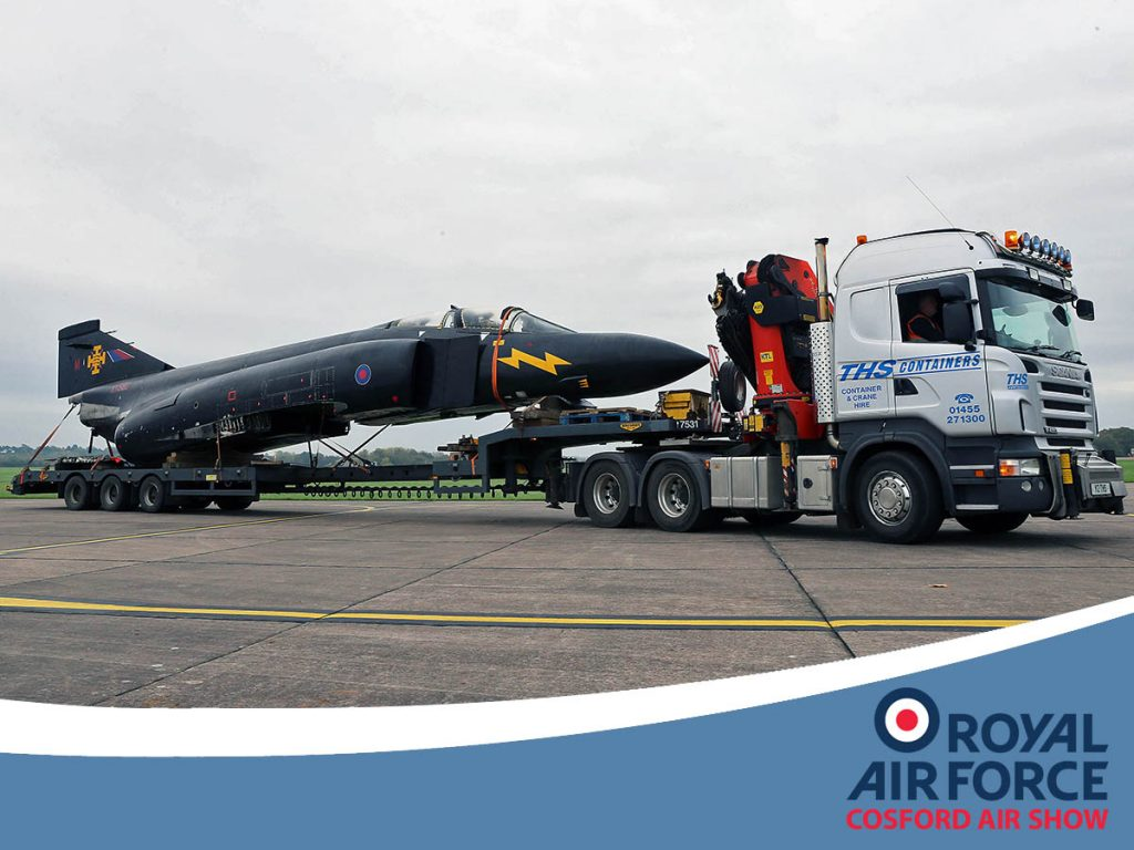 Crown Copyright / RAF Cosford Air Show'