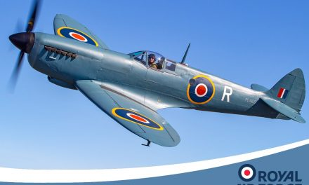 AIRSHOW NEWS: First warbirds join RAF100 celebrations at RAF Cosford Air Show