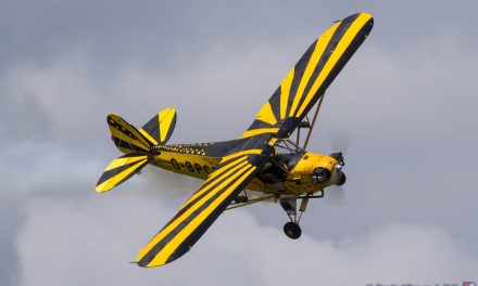 Important update for display pilots due to attend the DS20 Pre-Season Flying Display Symposium