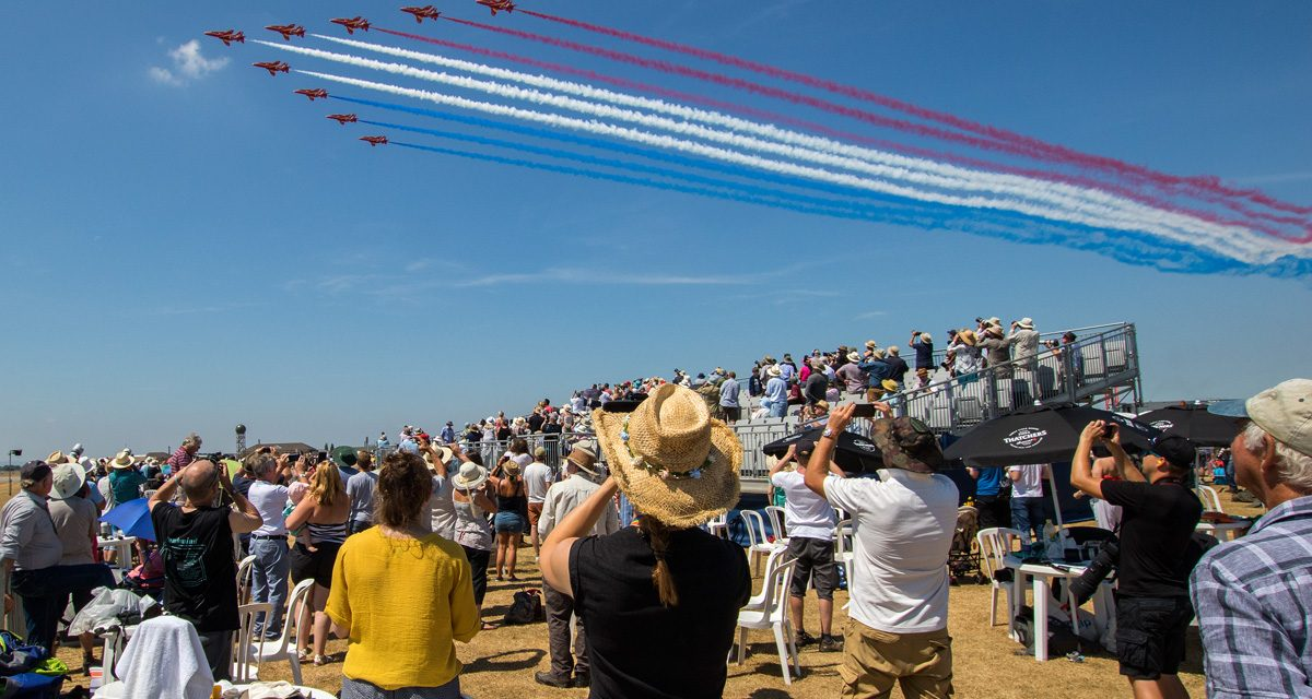 The British Air Display Industry Forum and AGM