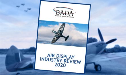 2020 Air Display Industry Review available to BADA Members