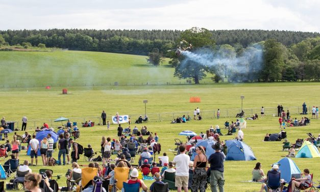 Flying display symposium, display authorisation evaluator seminar and flying display director dates for 2021/2022